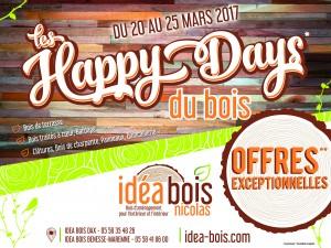 Affiche 4x3 idea bois 2017