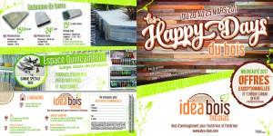 Depliant IDEA BOIS 2017