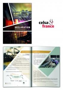 Celsa France DECLARATION ENVIRONNEMENTALE