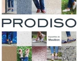 Couverture du catalogue Prodiso