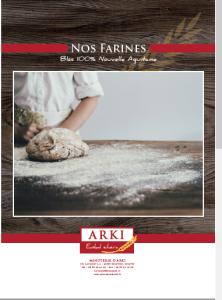 couv'plaquette commerciale minoterie d'arki 2018